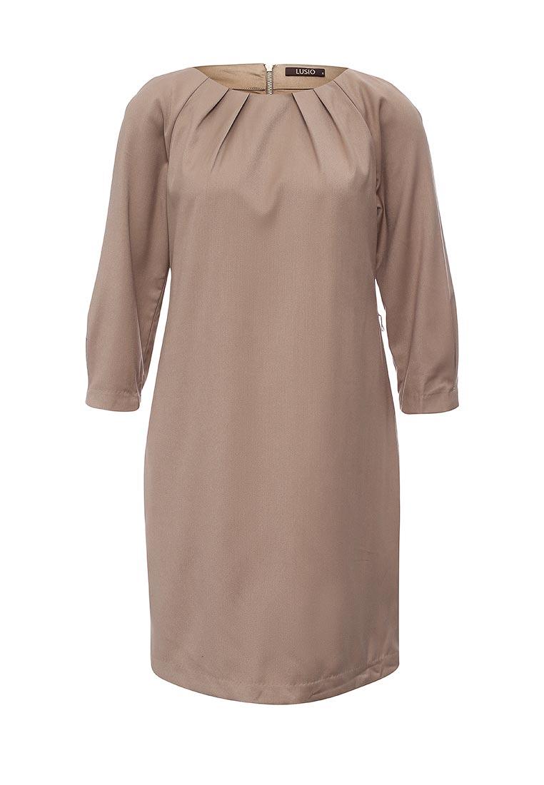 Платье-миди Lusio AW16-020047