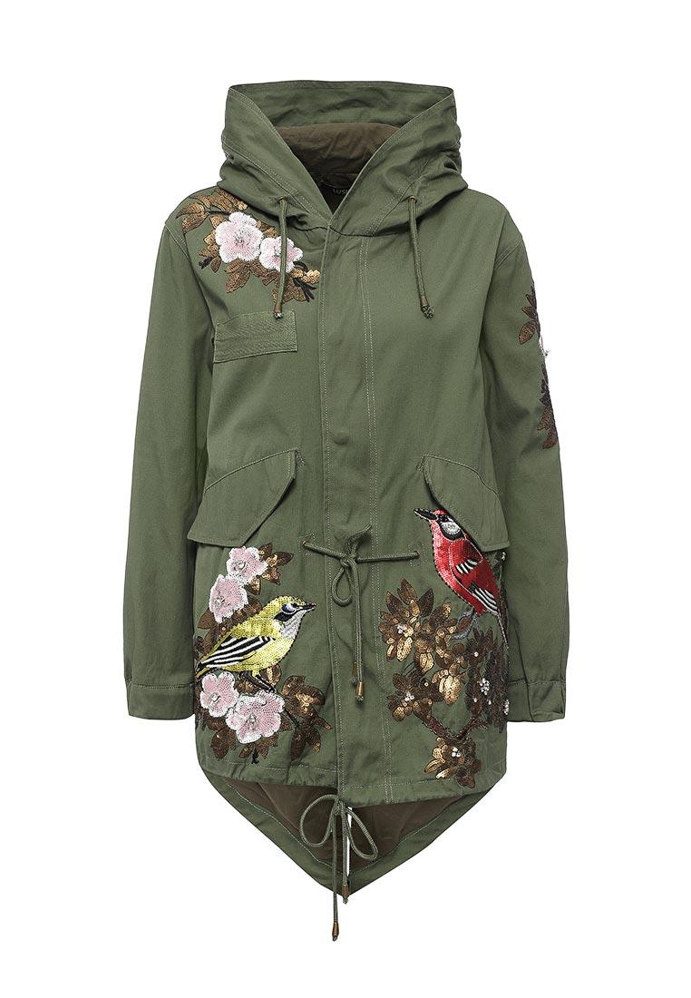 Утепленная куртка Lusio AK16-450561
