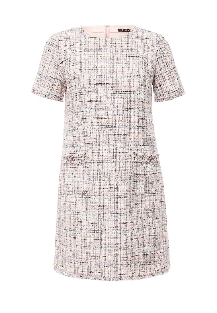 Повседневное платье Lusio AW16-020369