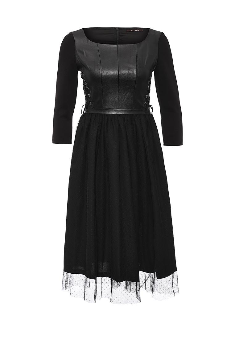 Платье-миди Lusio AW16-020449