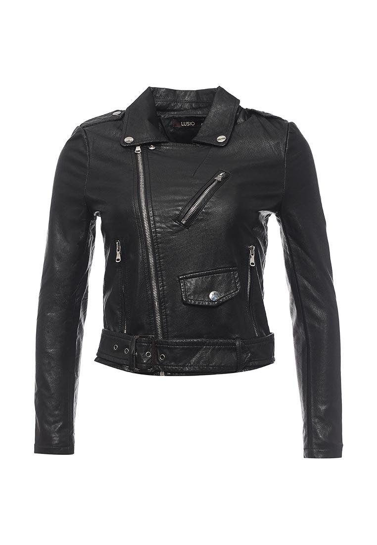 Кожаная куртка Lusio SK17-050012