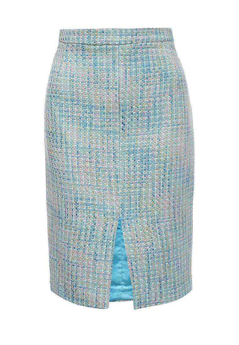 Прямая юбка Lusio SS17-030004