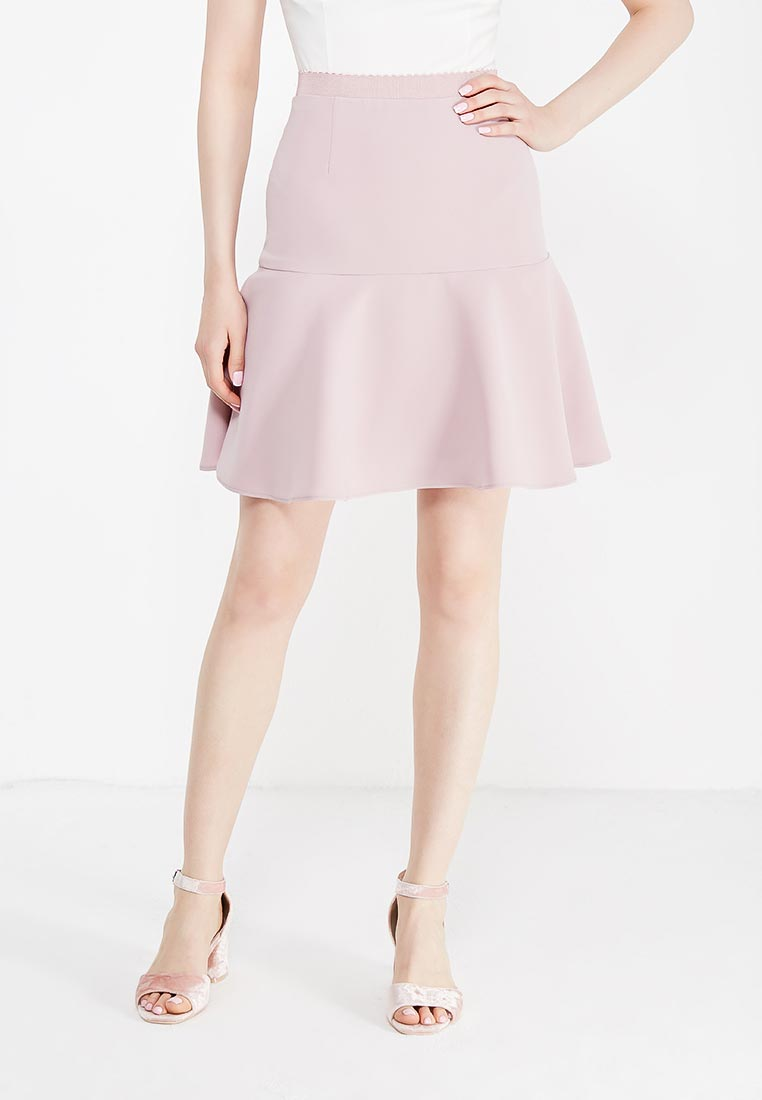 Прямая юбка Lusio SS17-030031