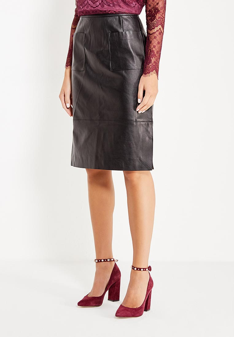 Прямая юбка Lusio AW18-030075
