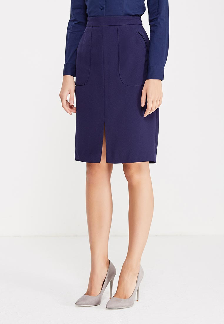 Прямая юбка Lusio AW18-030073