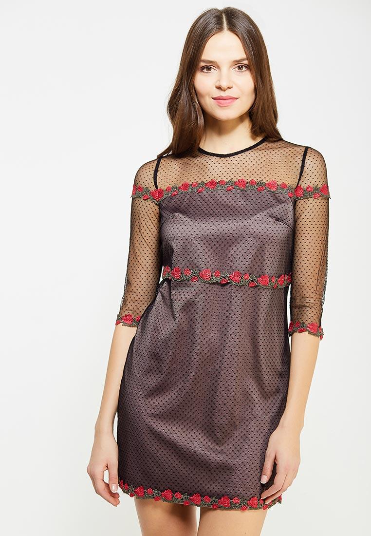 Платье-мини Lusio AW18-020097