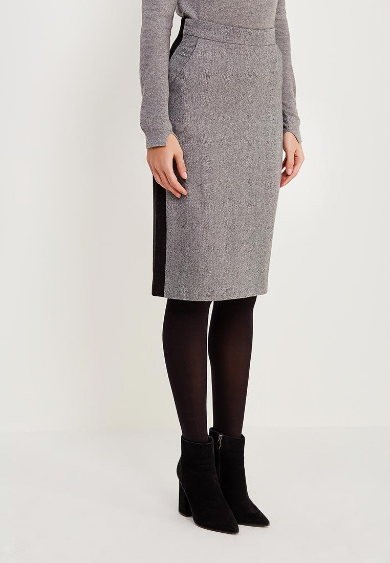 Прямая юбка Lusio AW18-030049
