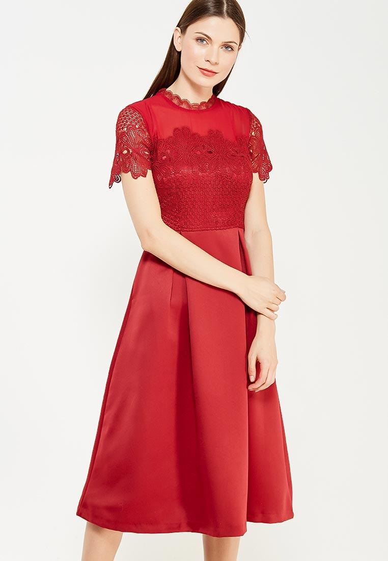 Платье-миди Lucy & Co. 3497