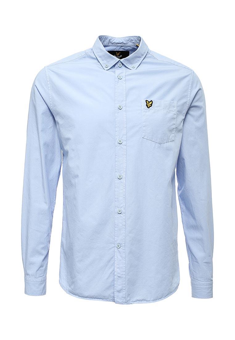 Рубашка с длинным рукавом LYLE & SCOTT LW500V