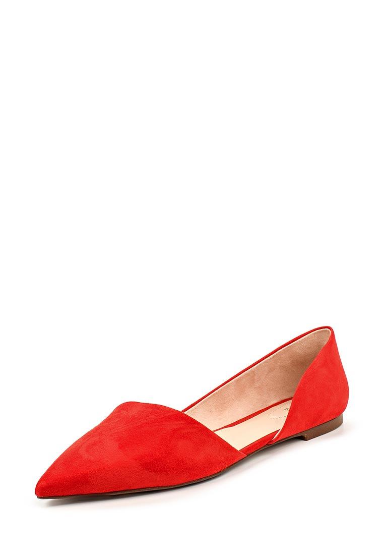 Туфли на плоской подошве Mango (Манго) 84010134