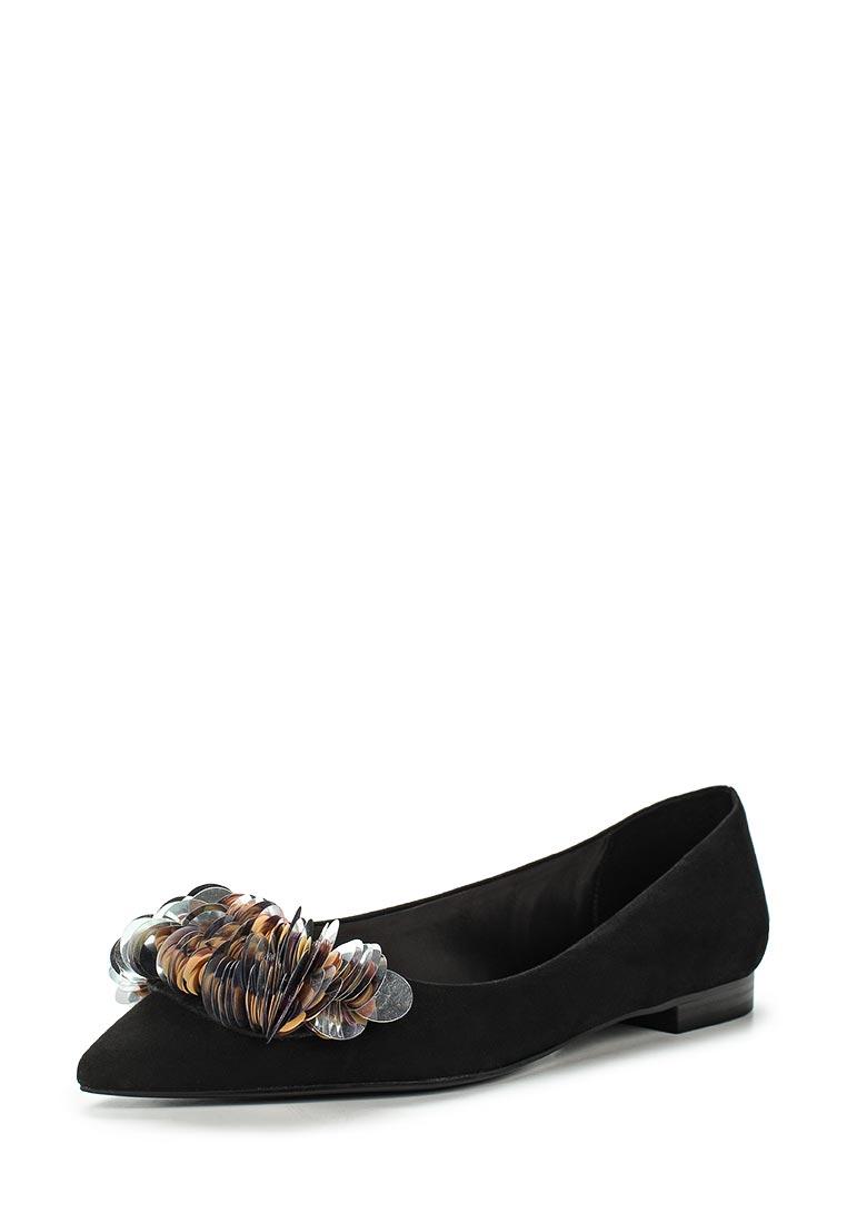 Туфли на плоской подошве Mango (Манго) 13073653