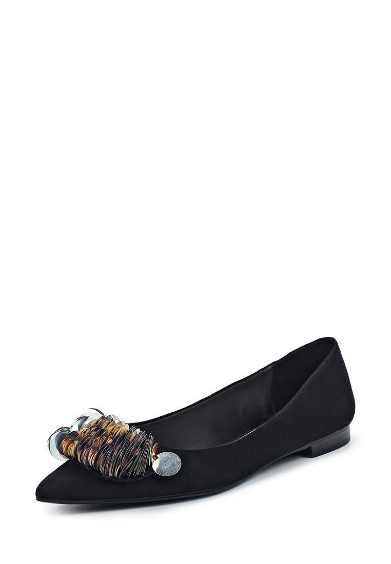 Туфли на плоской подошве Mango (Манго) 14073653