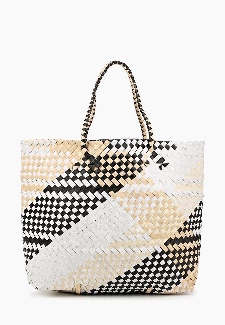 Пляжная сумка Mango (Манго) 23077650