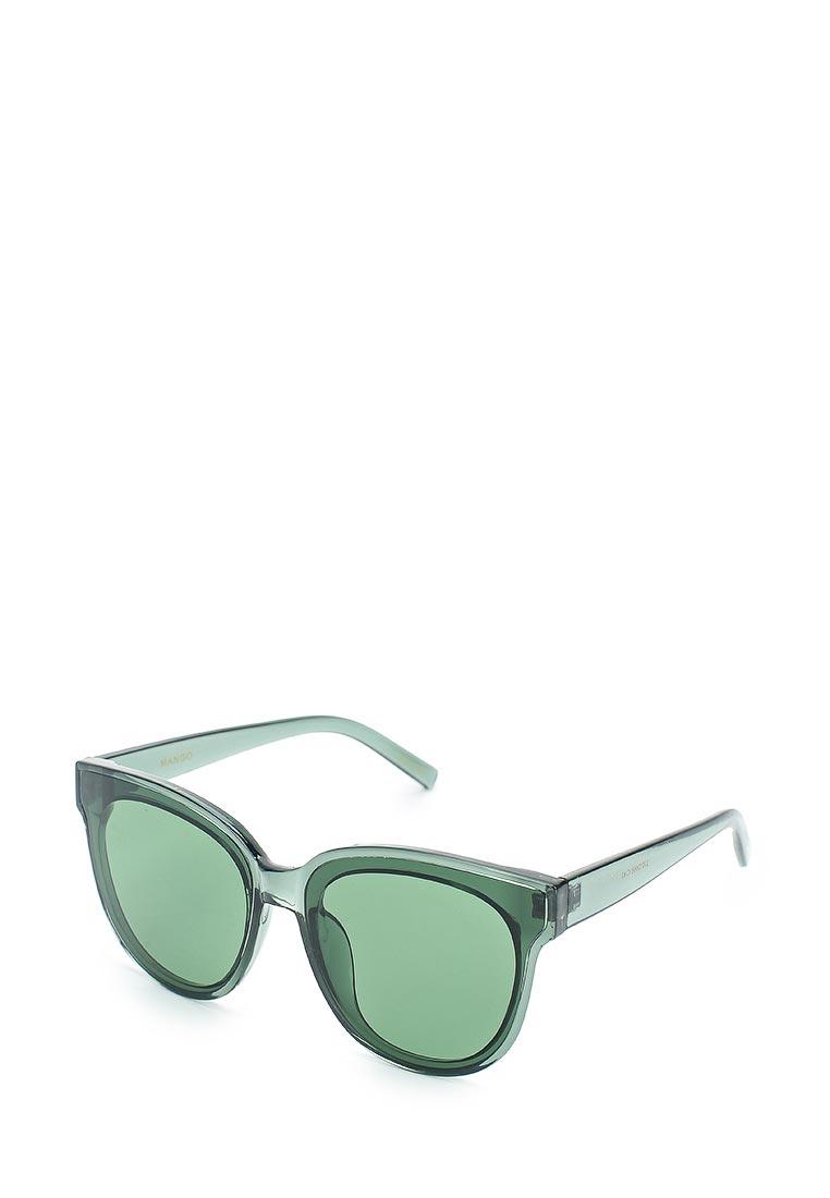 Женские солнцезащитные очки Mango (Манго) 23015668