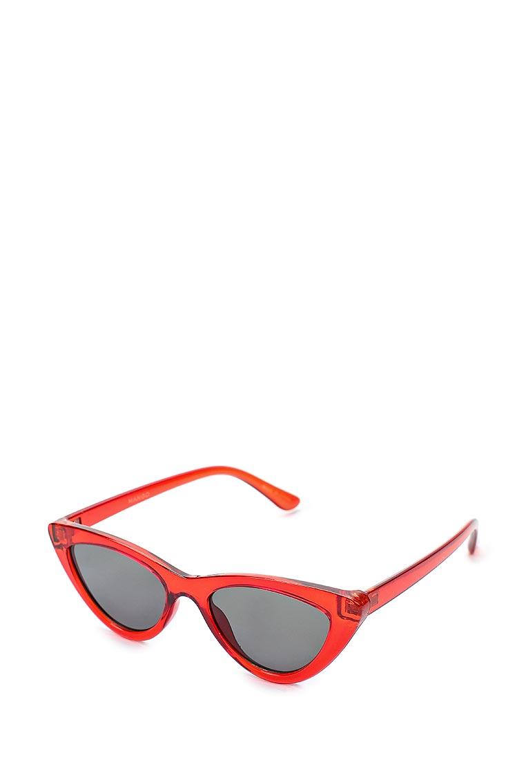 Женские солнцезащитные очки Mango (Манго) 23015667