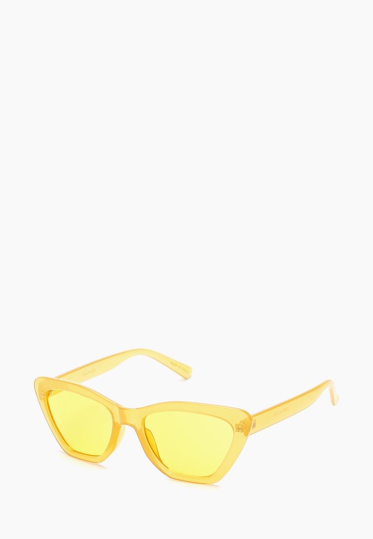 Женские солнцезащитные очки Mango (Манго) 23027646