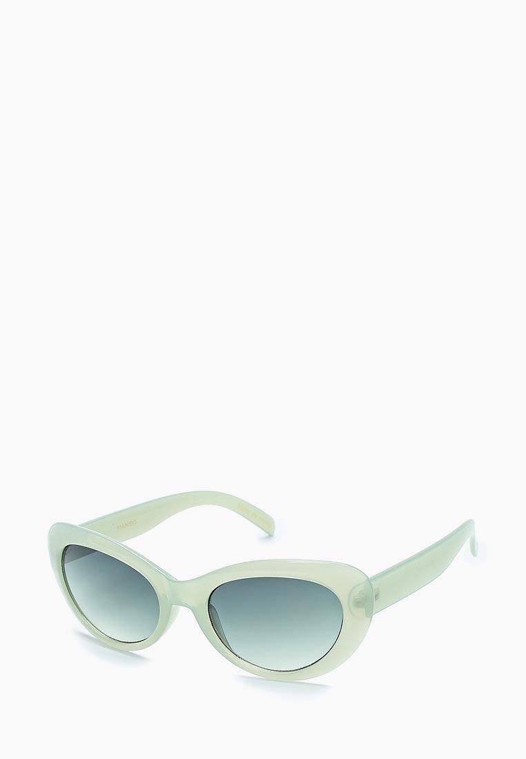 Женские солнцезащитные очки Mango (Манго) 23037644