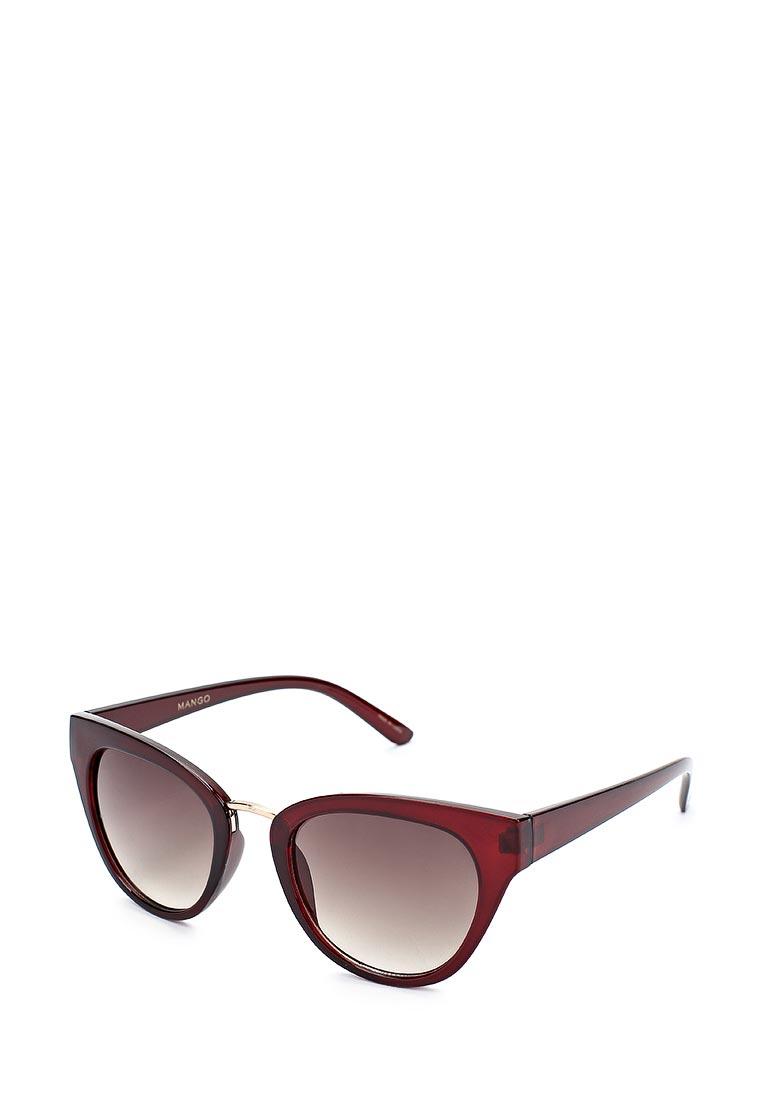 Женские солнцезащитные очки Mango (Манго) 23060459
