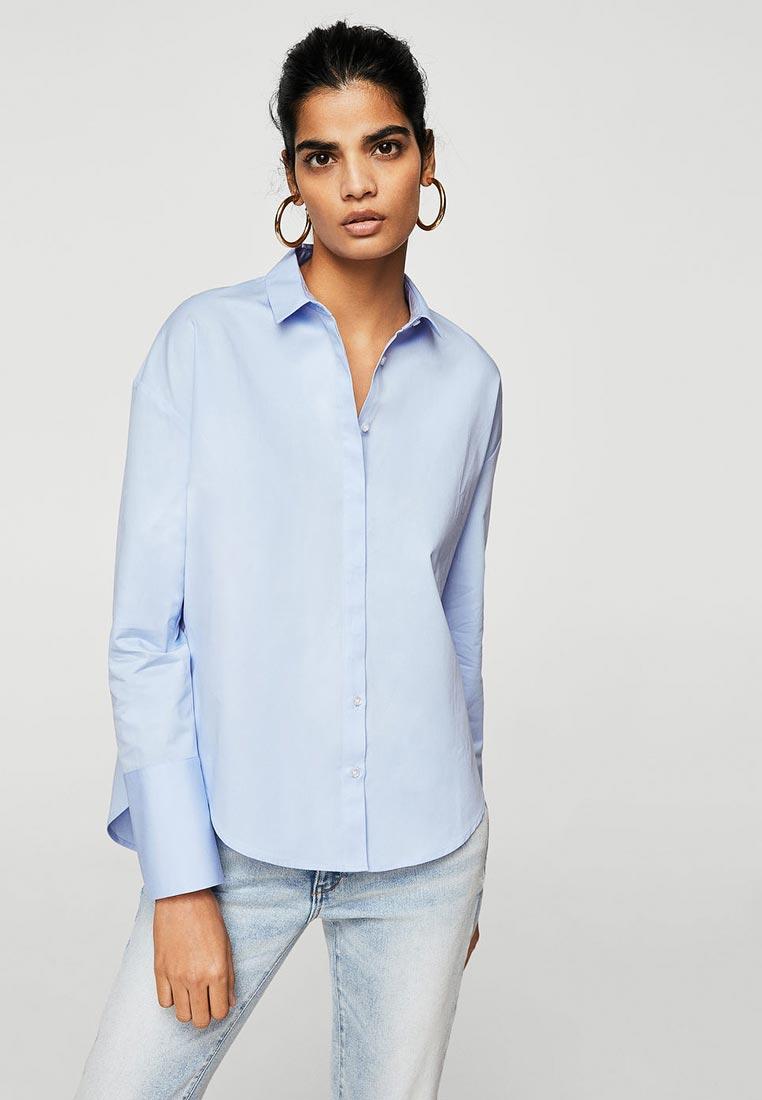 Женские рубашки с длинным рукавом Mango (Манго) 23980460