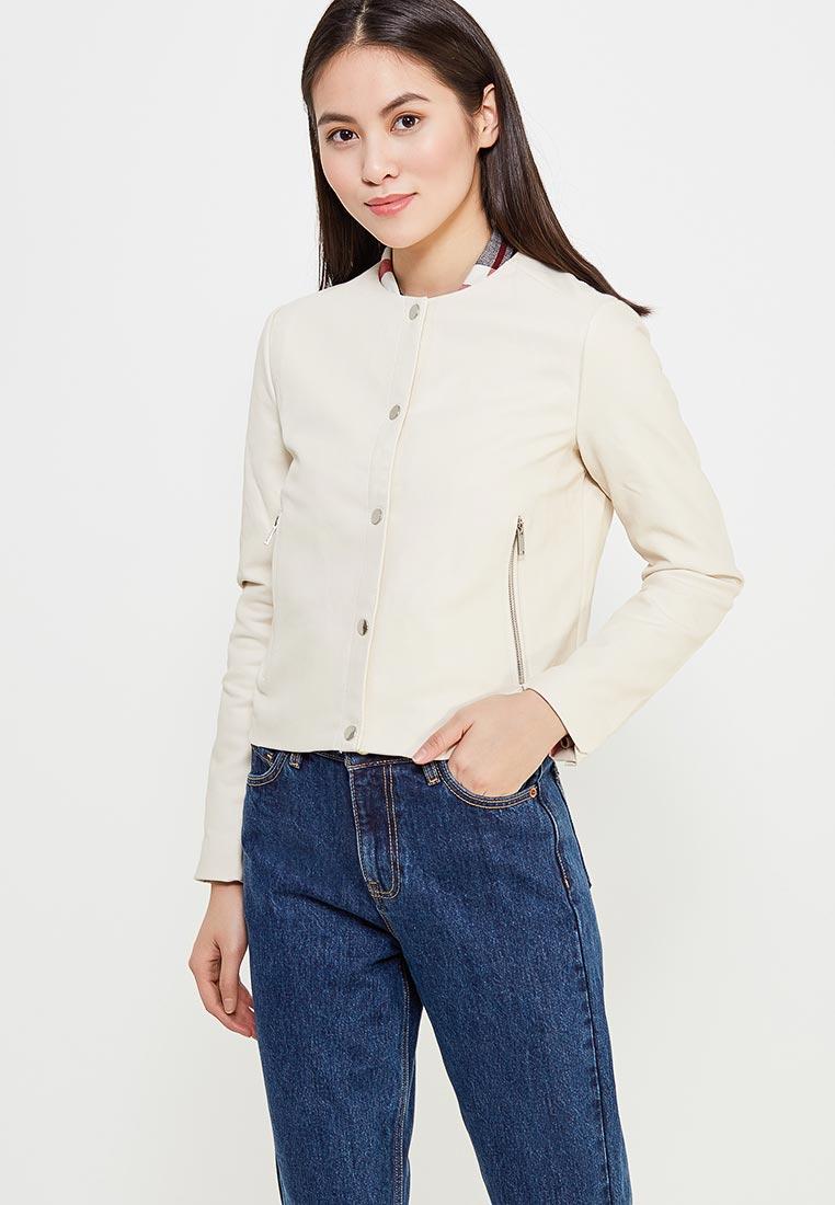 Кожаная куртка Mango (Манго) 23093021