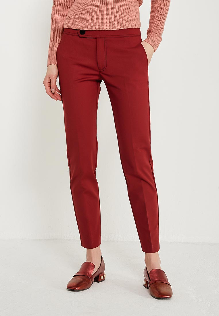 Женские зауженные брюки Mango (Манго) 23040514
