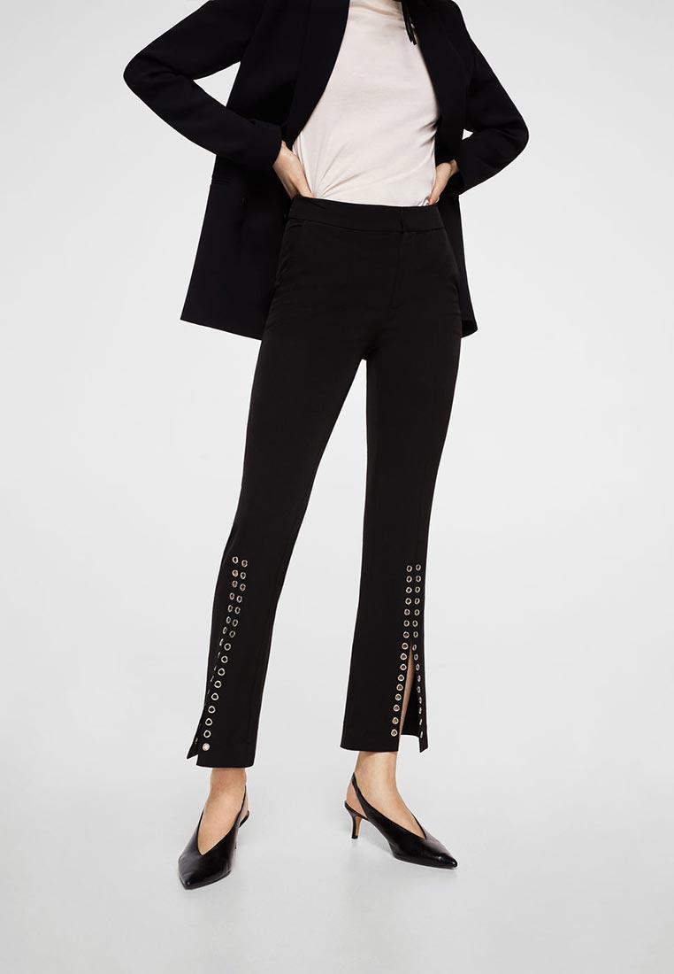 Женские широкие и расклешенные брюки Mango (Манго) 23040526