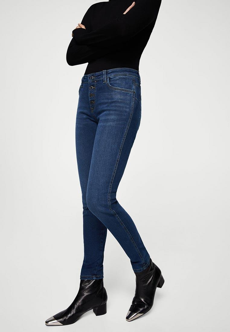 Зауженные джинсы Mango (Манго) 23033011