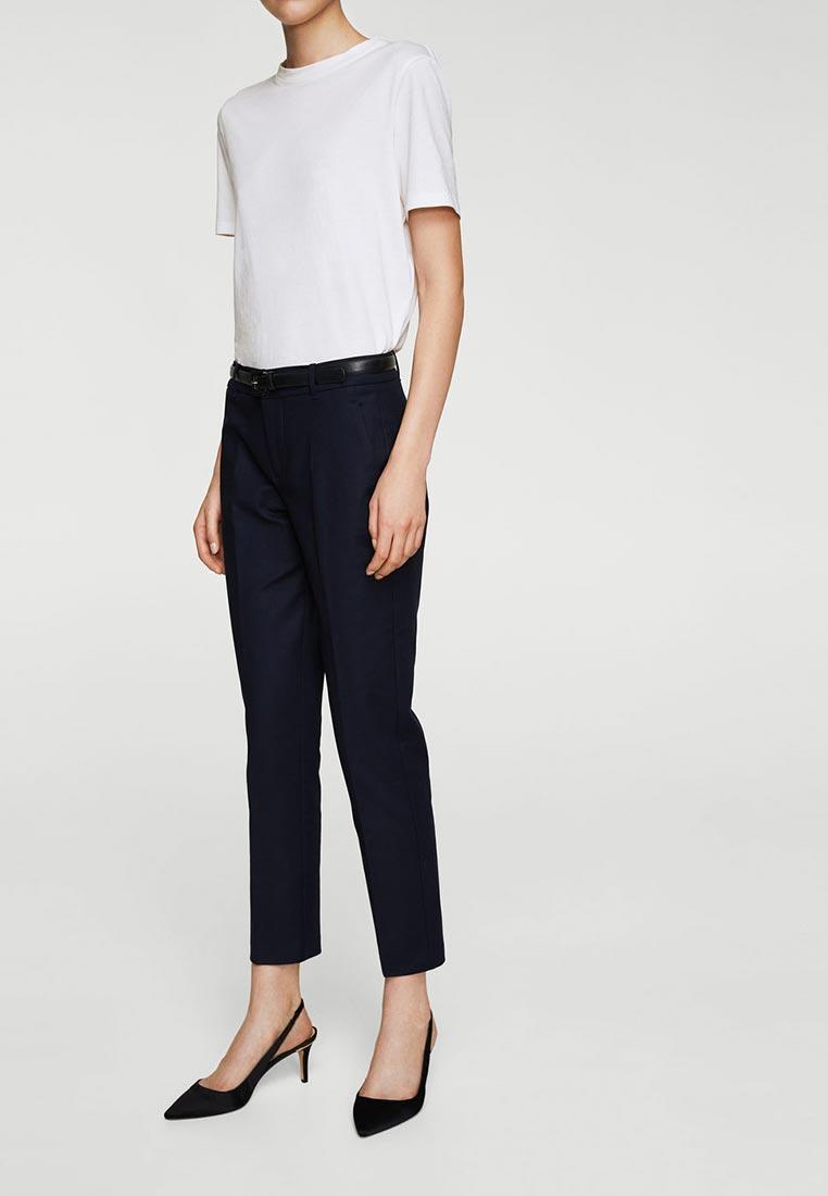 Женские зауженные брюки Mango (Манго) 21080600