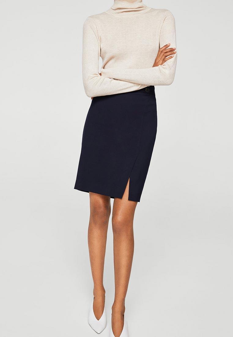 Прямая юбка Mango (Манго) 21063625
