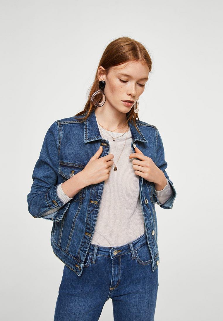 Джинсовая куртка Mango (Манго) 23053594