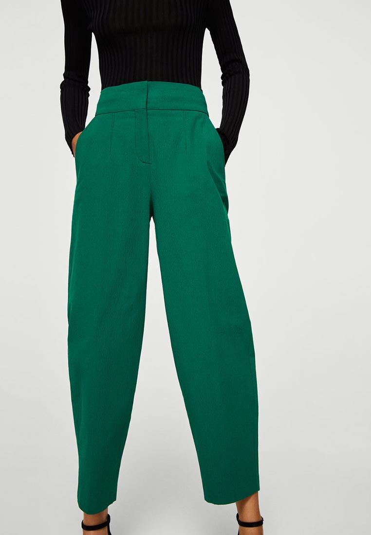 Женские широкие и расклешенные брюки Mango (Манго) 21030718