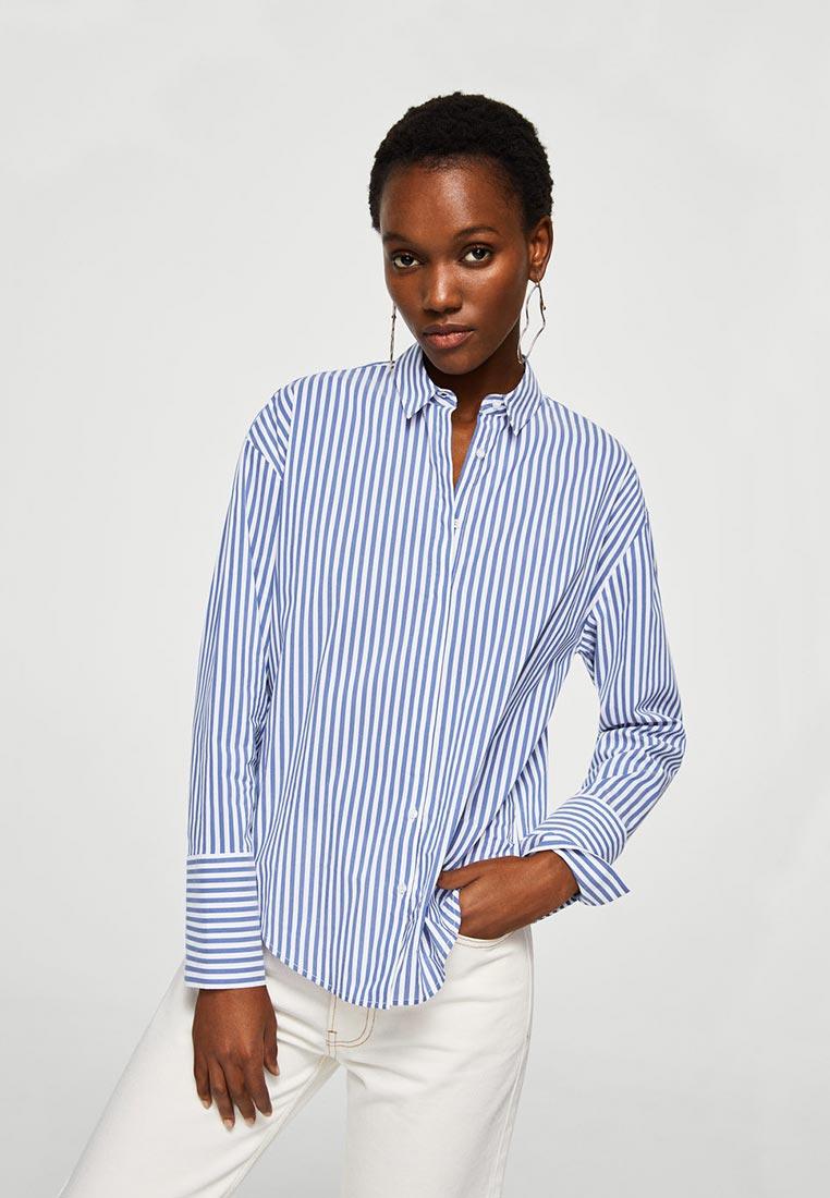 Женские рубашки с длинным рукавом Mango (Манго) 23080460