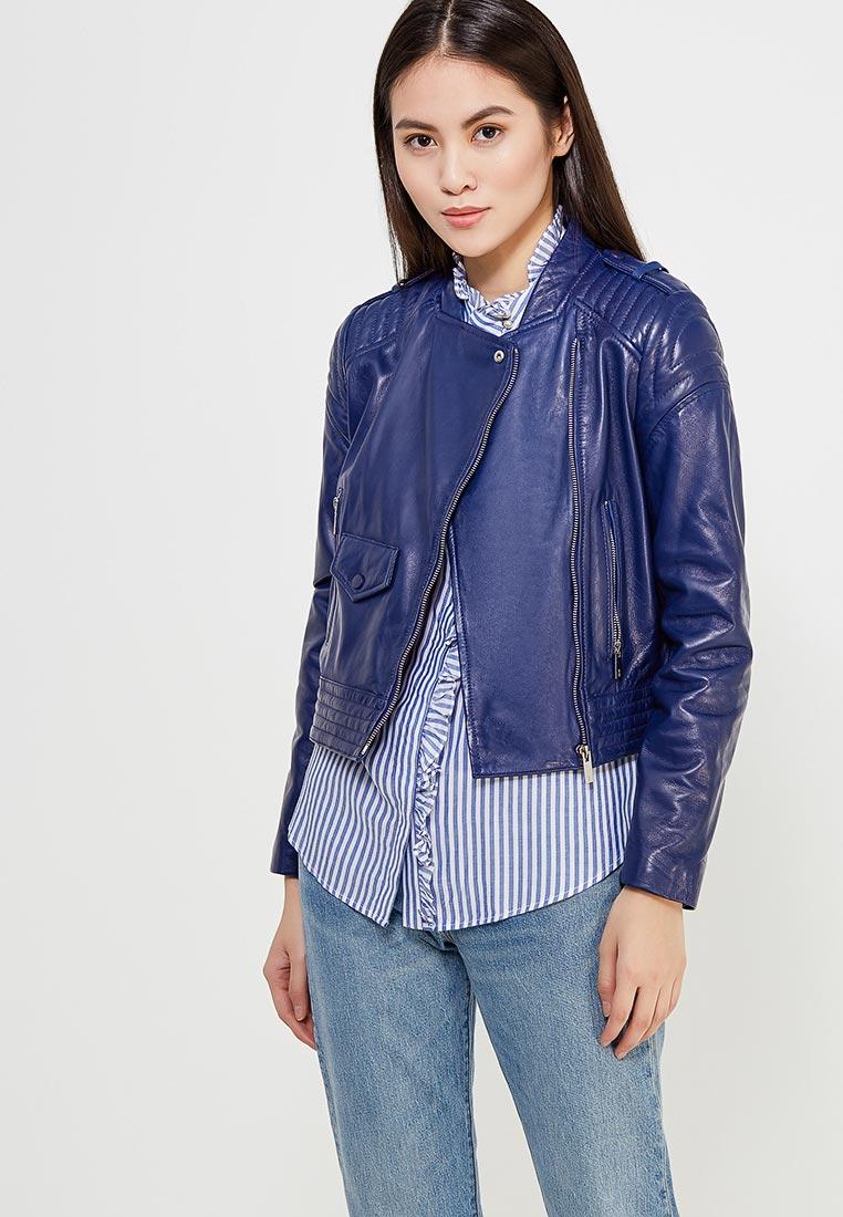 Кожаная куртка Mango (Манго) 23000613