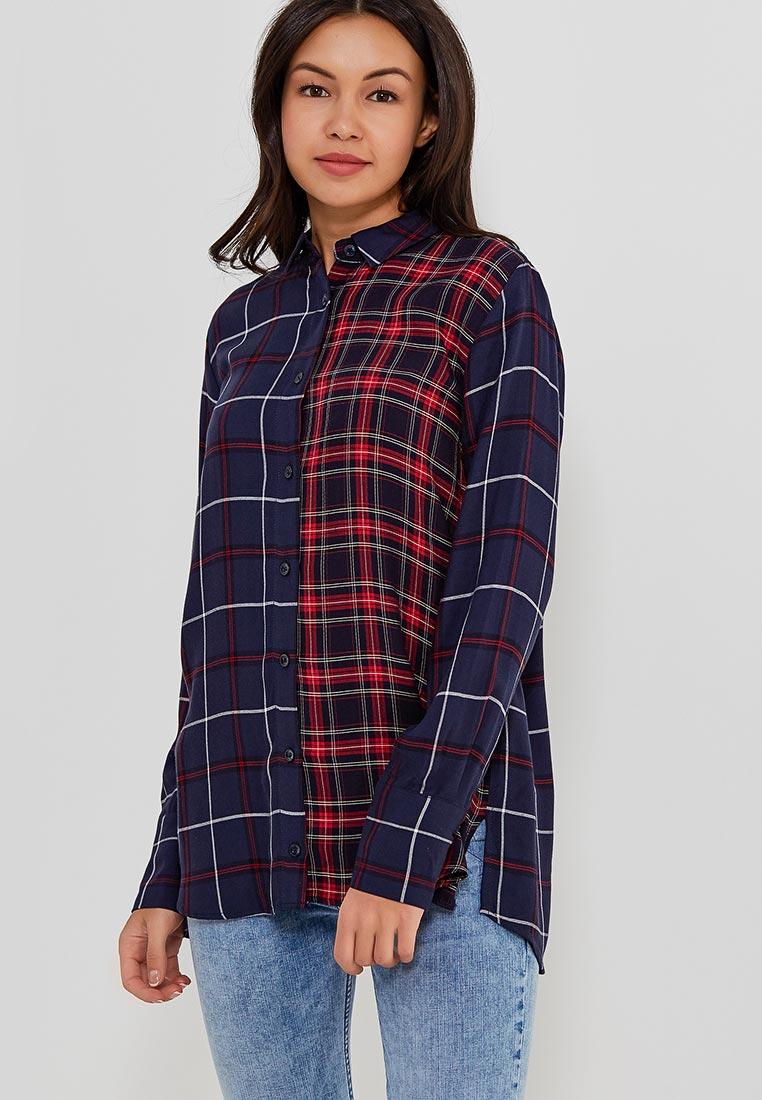 Женские рубашки с длинным рукавом Mango (Манго) 23040923