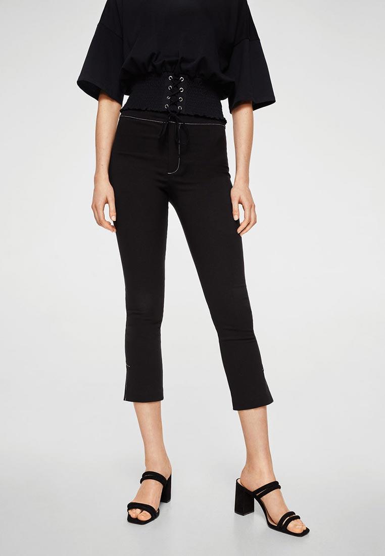 Женские зауженные брюки Mango (Манго) 23090460