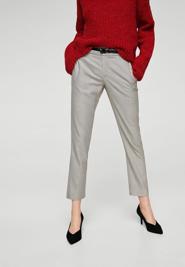 Женские прямые брюки Mango (Манго) 21960604