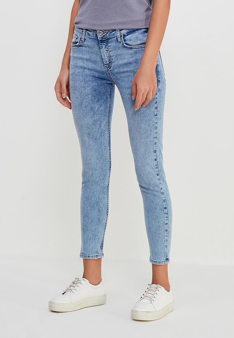 Зауженные джинсы Mango (Манго) 23063632