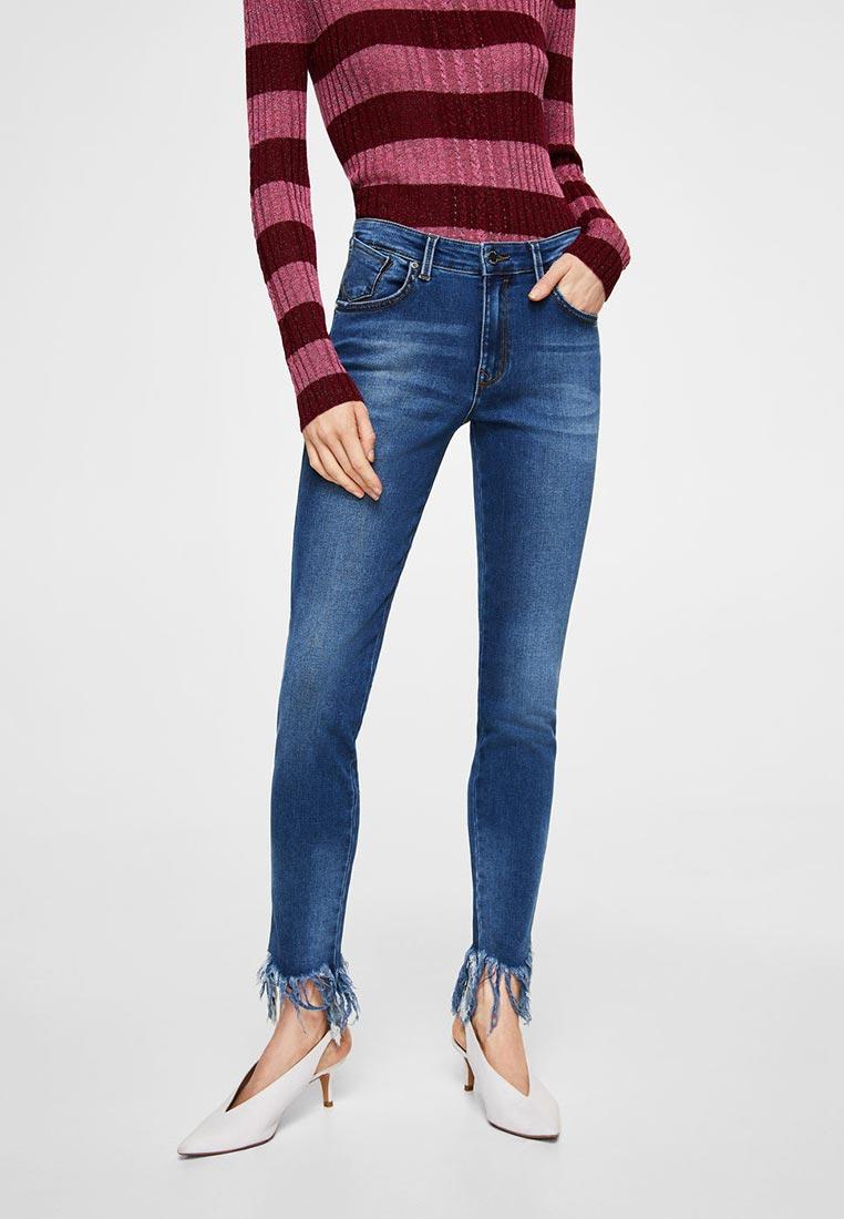 Зауженные джинсы Mango (Манго) 23060777