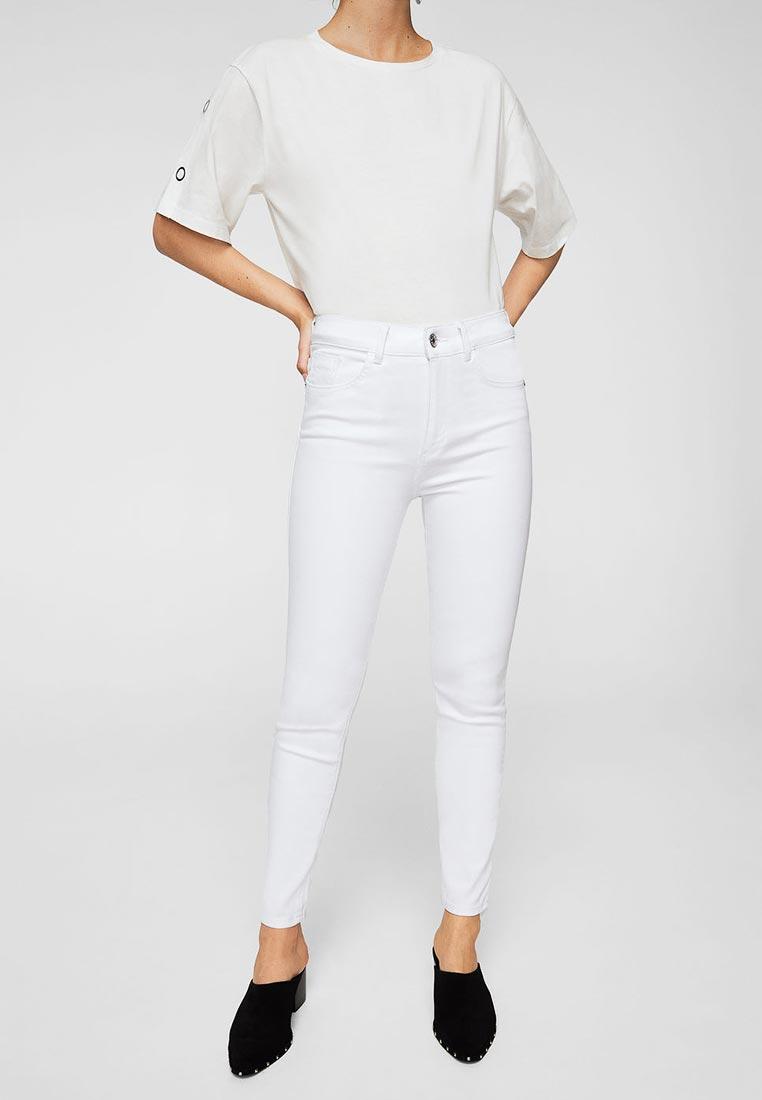 Зауженные джинсы Mango (Манго) 23043022