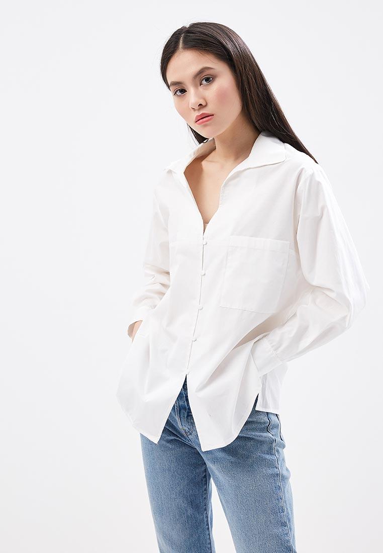 Женские рубашки с длинным рукавом Mango (Манго) 21073690