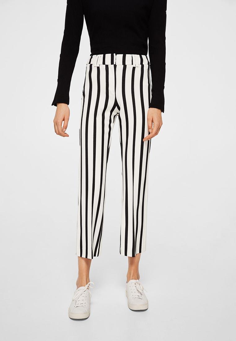 Женские зауженные брюки Mango (Манго) 21913652