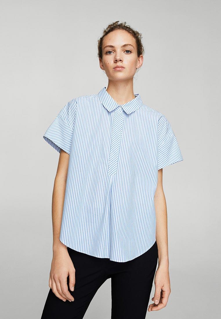 Рубашка с коротким рукавом Mango (Манго) 23030477