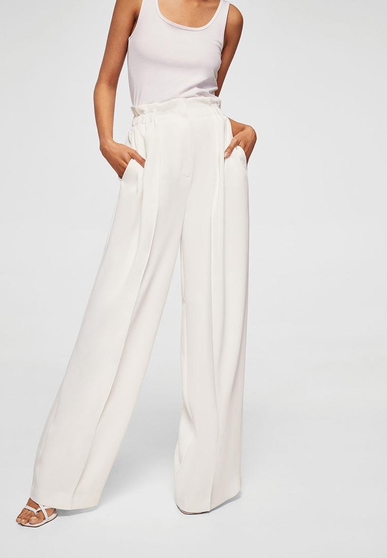Женские прямые брюки Mango (Манго) 21055027
