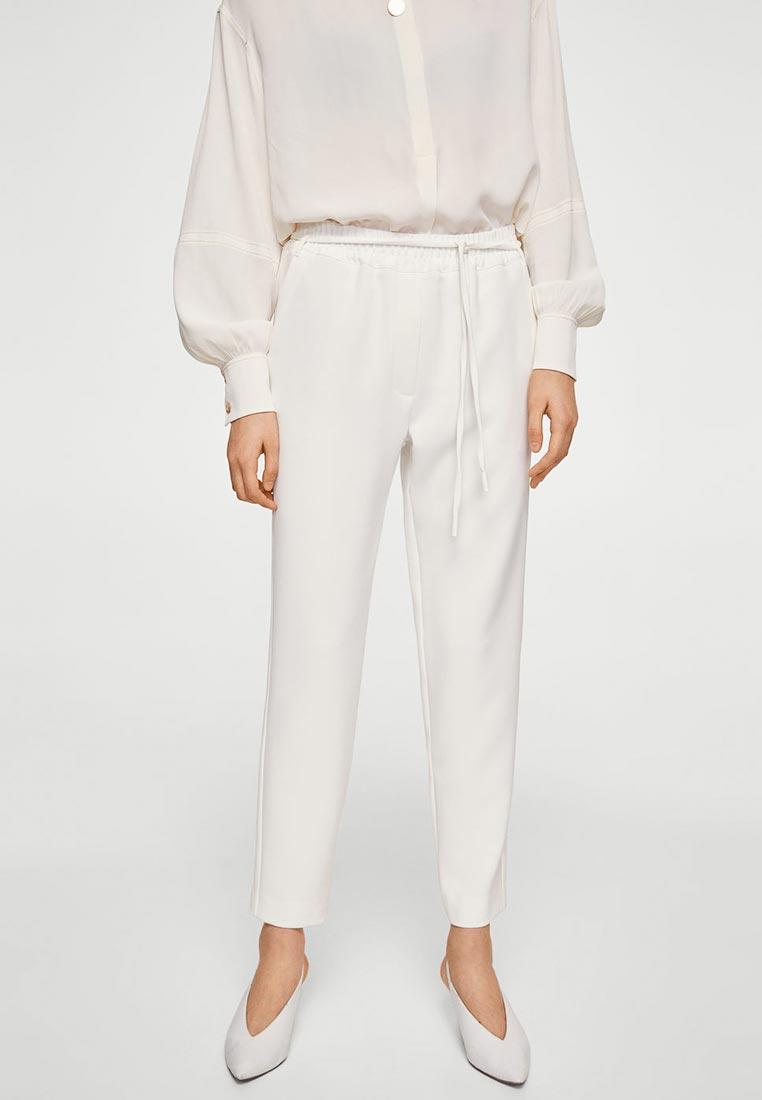 Женские зауженные брюки Mango (Манго) 21055025