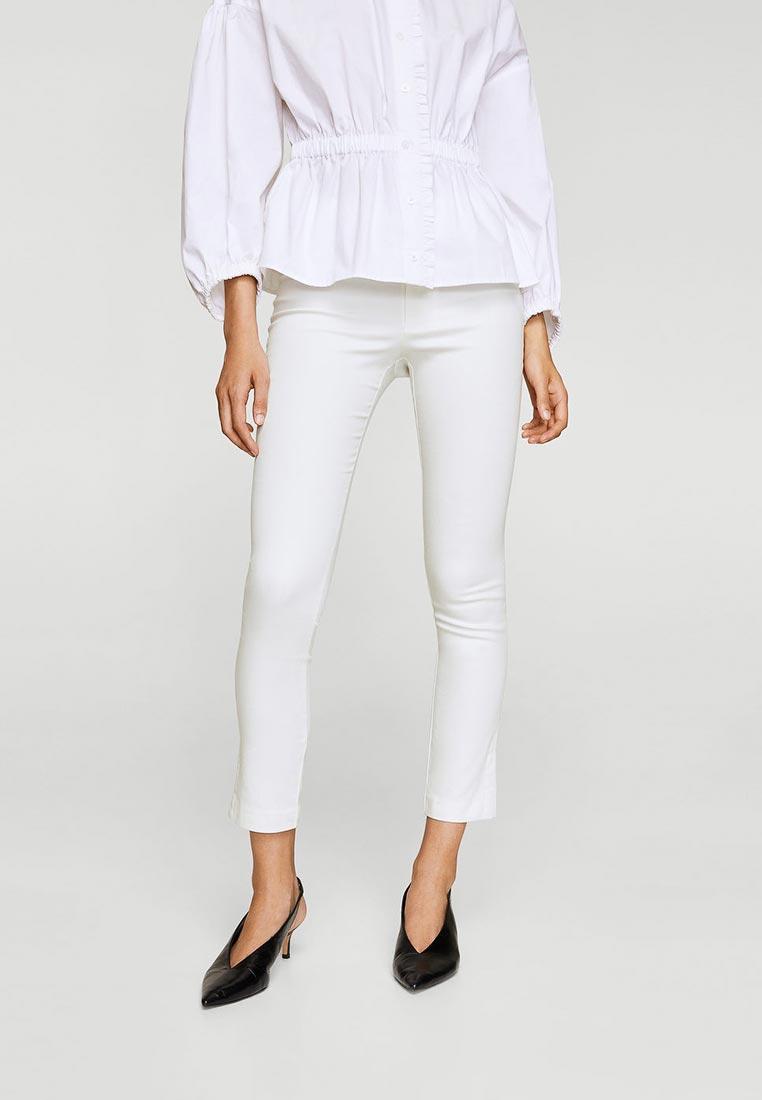 Женские зауженные брюки Mango (Манго) 23053613