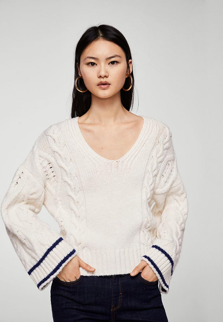 Пуловер Mango (Манго) 23033658