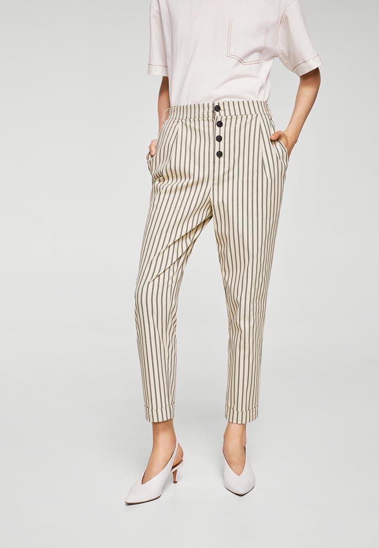 Женские зауженные брюки Mango (Манго) 23095013
