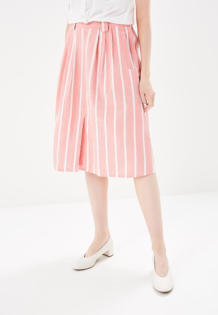Широкая юбка Mango (Манго) 23060441