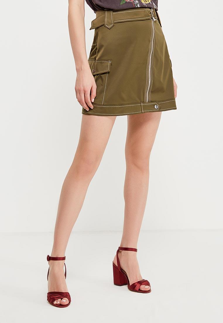Широкая юбка Mango (Манго) 23083601