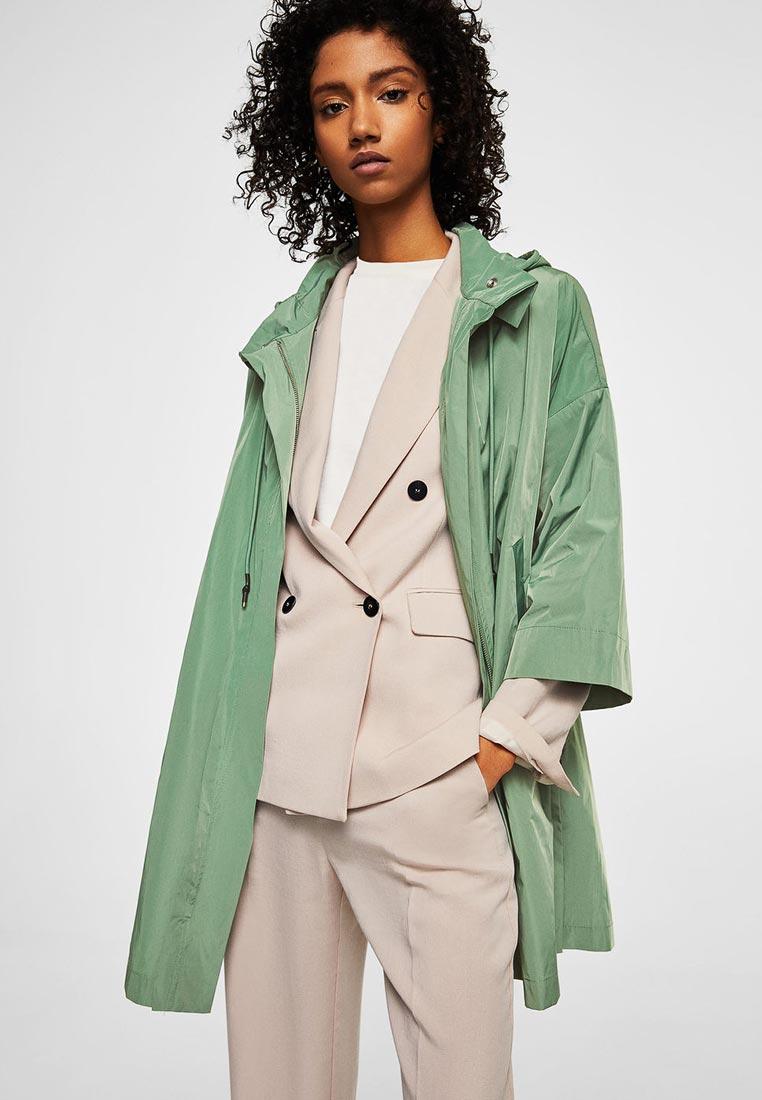Утепленная куртка Mango (Манго) 23095627